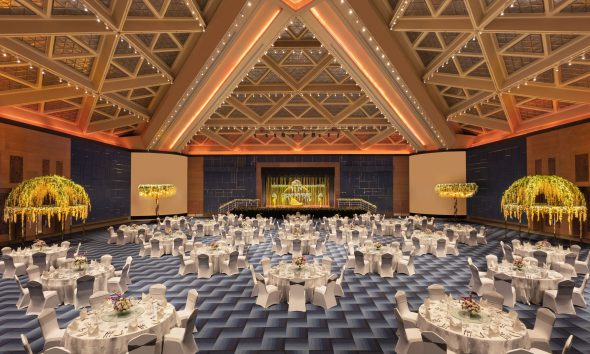 The Sheraton Grand Bengaluru Whitefield Hotel and Convention Center - Wedding Set-up